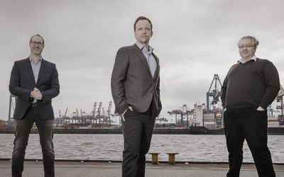 More Digitisation in Logistics: Three Experts, One Vision – The Trio Finally Making Logistics Fit for the Future with SHIPSTA