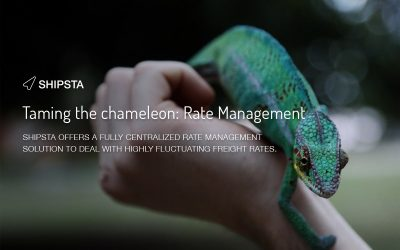 Centralized Rate Management: Taming the Chameleon