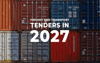 Freight and transport tenders in 2027