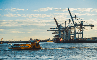 The impact of the crisis on the port of Hamburg