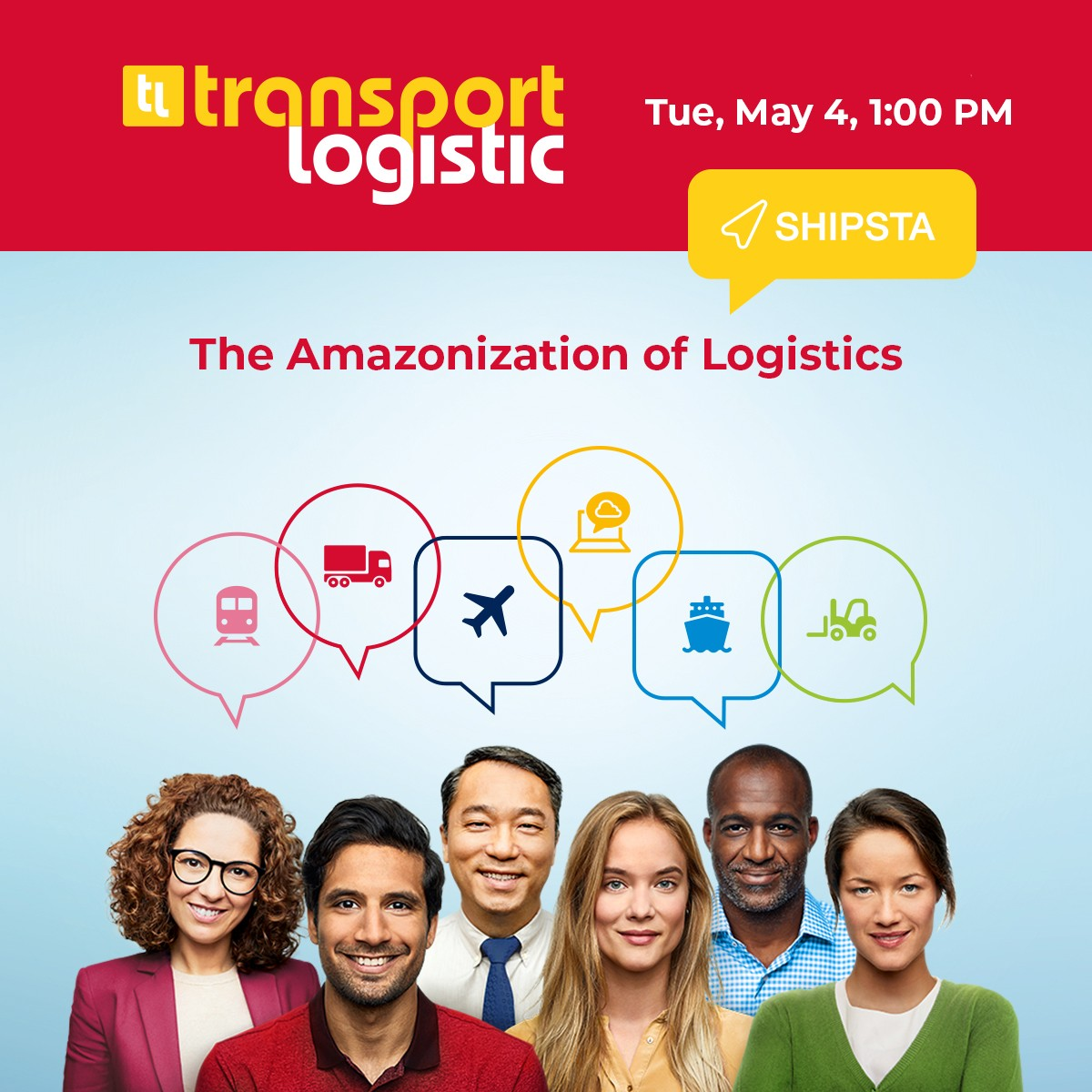Transport Logistic 2021